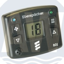 Eberspächer Regelschakelaar digitaal voor Airtronic 12/24 V