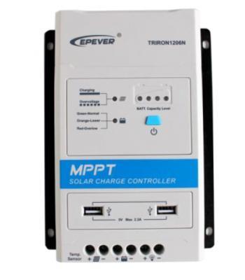 Epever MPPT Laadregelaar 10A