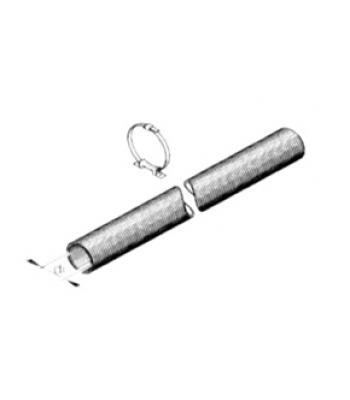 Eberspächer Flex. Slang APK 100mm (rol=20m) D8L-C