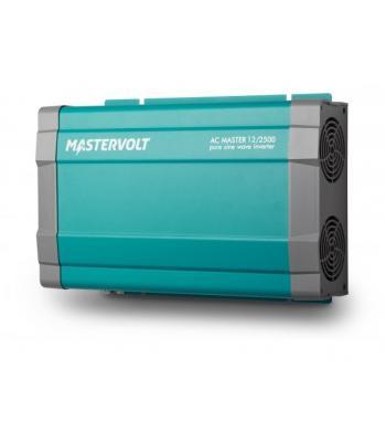 Mastervolt AC Master Omvormer 12/2500 - 230/240 V – 50/60 Hz (instelbaar)