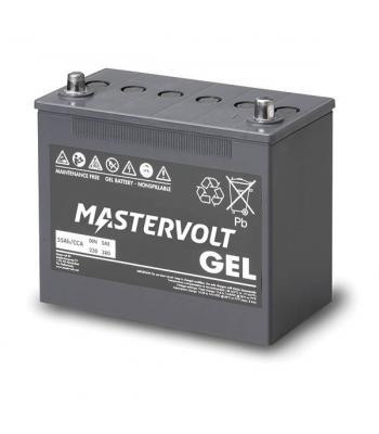 Mastervolt GEL 55 Ah accu