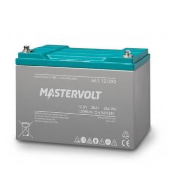 Mastervolt MLS 12/390 (30Ah) accu