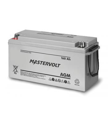 Mastervolt AGM 160 Ah accu
