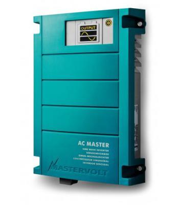 Mastervolt AC Master Omvormer 24/300 - 230V/50Hz IEC outlet