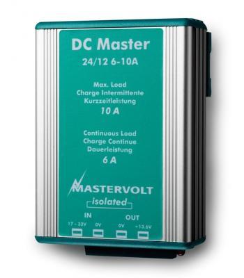 Mastervolt DC Master 24/12-12A Geïsoleerd