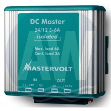 Mastervolt DC Master 24/12-3A Geïsoleerd