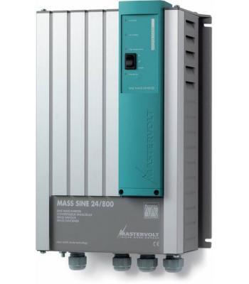 Mastervolt omvormer Mass Sine 24/800 - 230V/50Hz