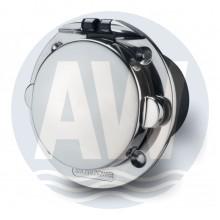 Mastervolt RVS contactdoos, 2+PE, 32 A/230 V