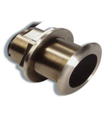Raymarine  B60 Brons Thru-Hull 12 graden gekanteld dieptezender
