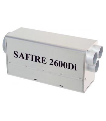 SAFIRE 2600Di Genius Scheepsset verwarming