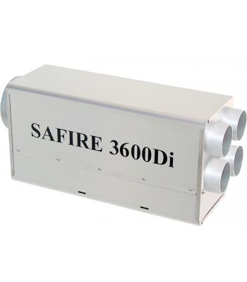 SAFIRE 3600Di Genius Scheepsset Verwarming