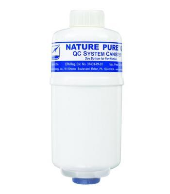 Nature basic purifier QC cartdridge