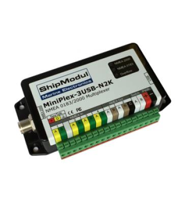 Shipmodul MiniPlex-3USB-N2K