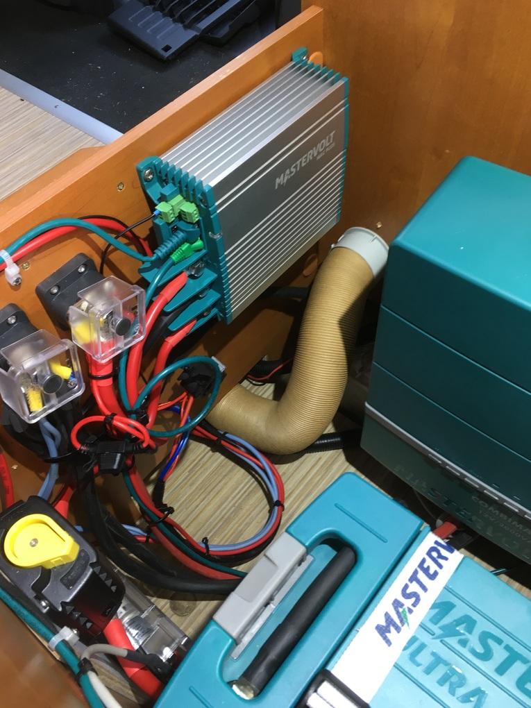 Amrit Techniek - Ombouw camper autonoom systeem Mac Plus